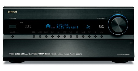 Onkyo TX-NA5007 and TX-NA1007 AV Recivers are Windows 7 Compatible
