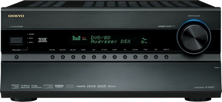 Onkyo TX-NR807 and TX-SR707 AV Receivers