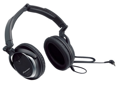 Pioneer SE-NC70S Noise Cancelling SRS Headphone