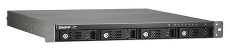 QNAP TS-439U-RP and TS-439U-SP Turbo NAS 1U Servers