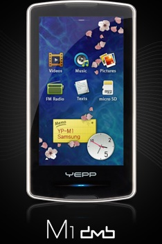 Samsung Yepp M1dmb PMP