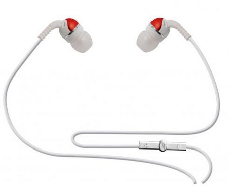 Scosche IDR350m Increased Dynamic Range earphones