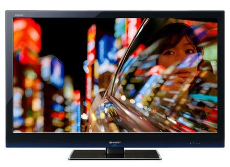 Sharp AQUOS LED600 and LED700 White-LED Backlight HDTVs