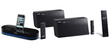 Sony ALTUS ALT-SA31iR multi-room iPod package