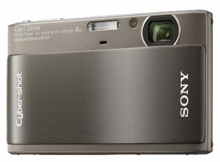 Sony Cyber-shot DSC-TX1 Slimline Digital Camera gray