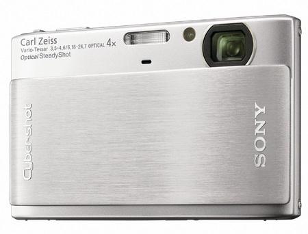 Sony Cyber-shot DSC-TX1 Slimline Digital Camera silver