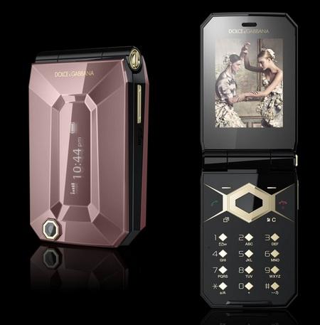 Sony Ericsson Jalou Dolce&Gabbana Edition 2
