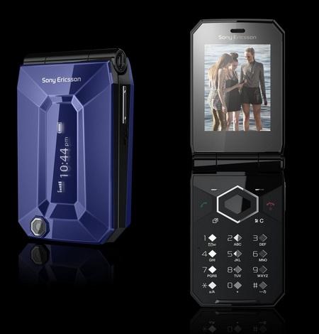 Sony Ericsson Jalou clamshell phone 2