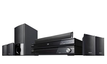Sony HTP-BD36SS Blu-ray Home Cinema System
