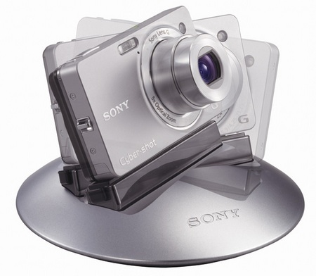 Sony Party-Shot IPT-DS1 Automatic Photographer motion