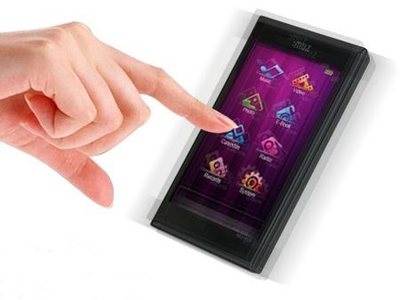 i-muz MU-959 'Vibe Touch' PMP