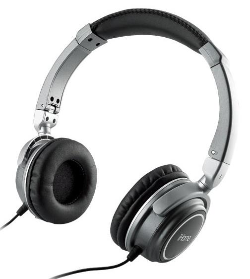 iHome iHMP5 2-in-1 Headphones Portable Speakers black