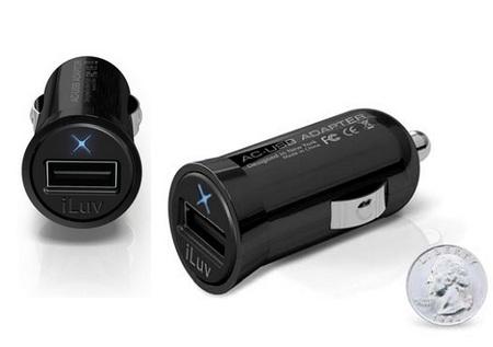 iLuv iAD115 microUSB car charger