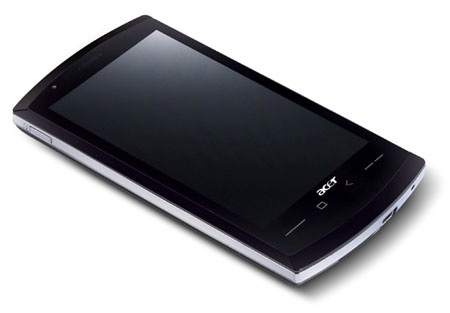 Acer F1 Windows Mobile 6.5 smartphone