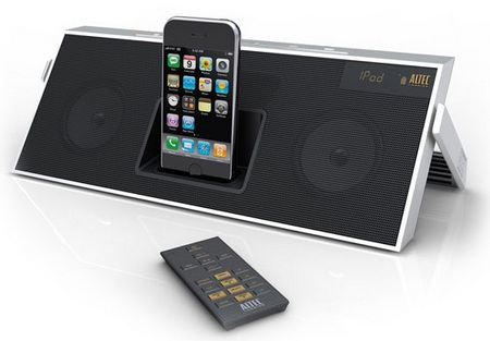 Altec Lansing's InMotion Classic iMT620 iPod iPhone Speaker System