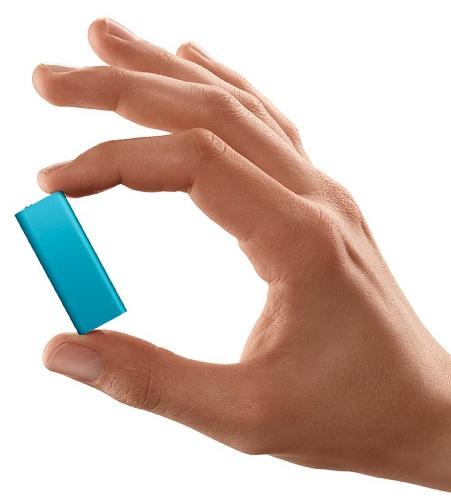 Apple iPod Shuffle 3G blue