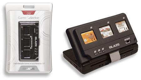 Blaze DSi Game Selector