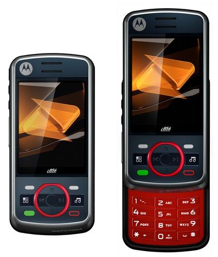 Boost Mobile Motorola Debut i856 iDEN Slider