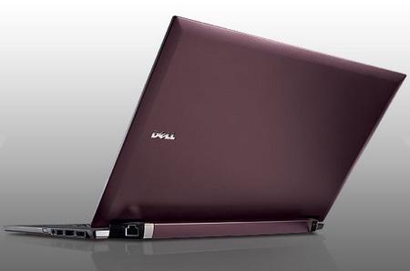 Dell Latitude Z - Thinnest, Lightest 16-inch Notebook back