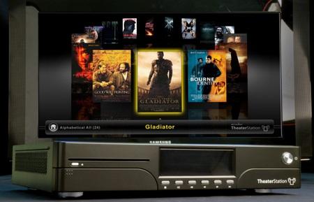 Envive TheaterStation Media Server