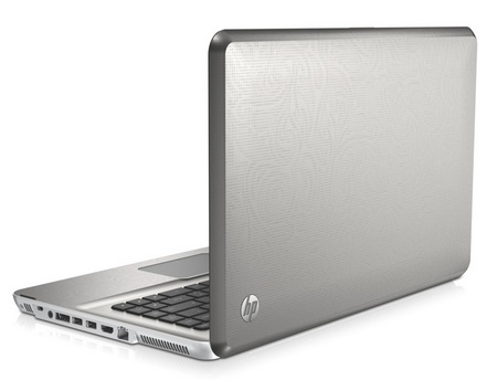 HP ENVY 15 Notebook PC back