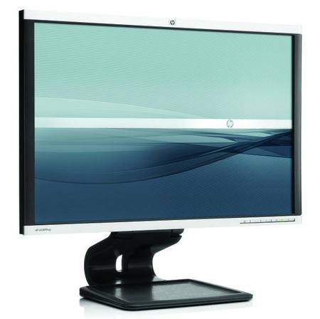 HP LA1905wg, LA2205wg and LA2405wg Business LCD Monitors