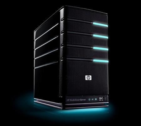 HP MediaSmart EX490 and EX495 Home Servers