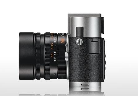 Leica M9 Full-Frame Digital Rangefinder Camera left