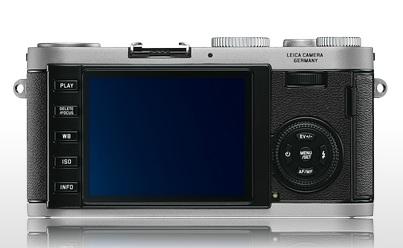 Leica X1 Compact Camera back