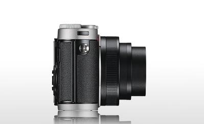 Leica X1 Compact Camera left