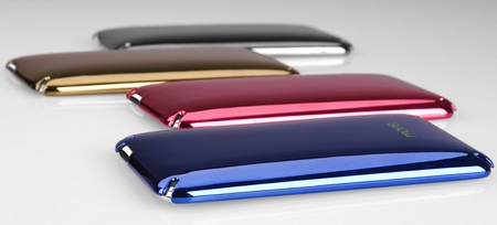More-Thing Metallic Series Touchlite iPod Touch Case colors