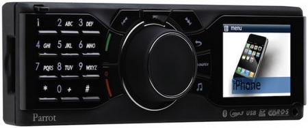 Parrot RKi8400 Car Stereo for iPhone