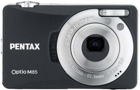 Pentax Optio M85 Compact Digicam