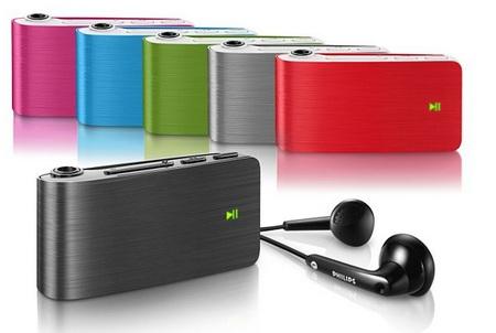 Philips GoGear SA018 MP3 player