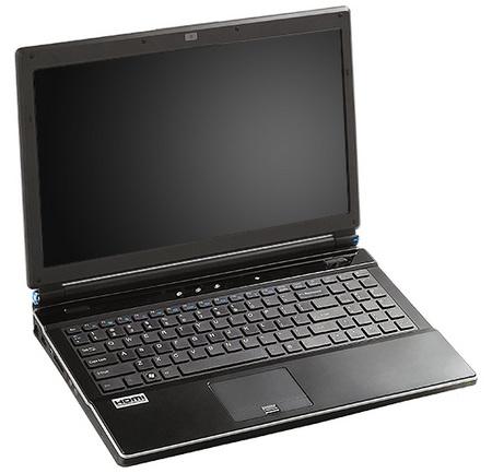Sager NP8690 Core i7-QM Notebook