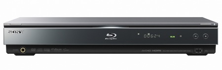 Sony BDP-S760 WiFi-enabled Blu-ray Player