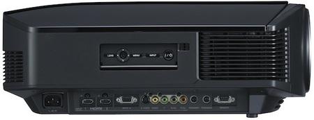 Sony BRAVIA VPL-VW85 SXRD Full HD Projector back