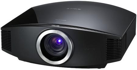 Sony BRAVIA VPL-VW85 SXRD Full HD Projector front