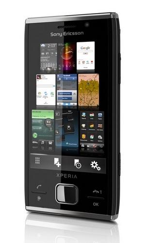 Sony Ericsson XPERIA X2 WM6.5 Smartphone