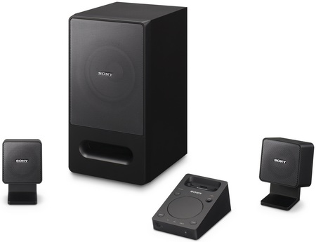 Sony SRS-GD50iP PC Speaker System with iPod iPhone Dock