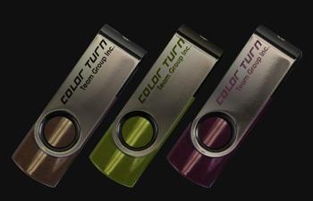 TEAM Color Turn USB Flash Drive