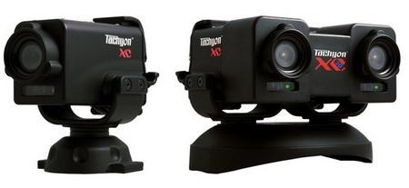 Tachyon XC and XC 3D Helmet Cameras