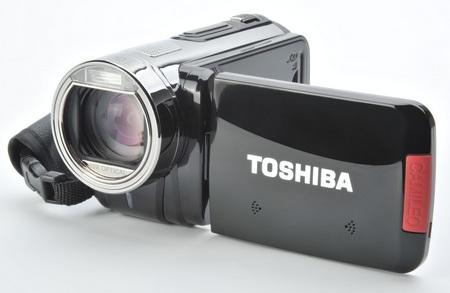 Toshiba Camileo X100 HD camcorder
