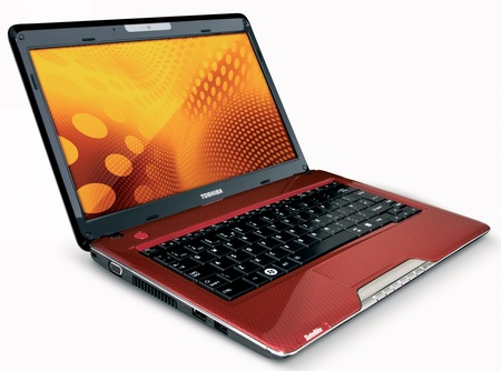 Toshiba Satellite T135 and T115 CULV Notebook