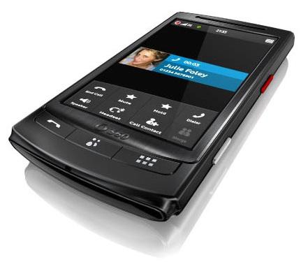 Vodafone 360 Samsung H1 touchscreen phone