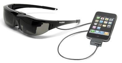 Vuzix Wrap 310 Widescreen Video Eyewear