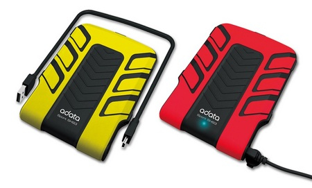 A-DATA SH93 Waterproof and Shock Resistant Hard Drive