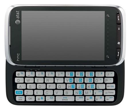 AT&T HTC Tilt 2 WM6.5 Smartphone 1