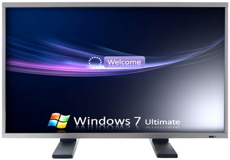 Albatron 42-inch Optical Touch Monitor