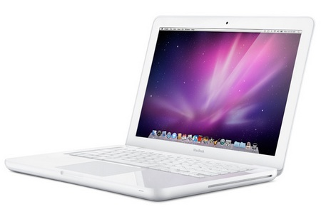 Apple MacBook Unibody right